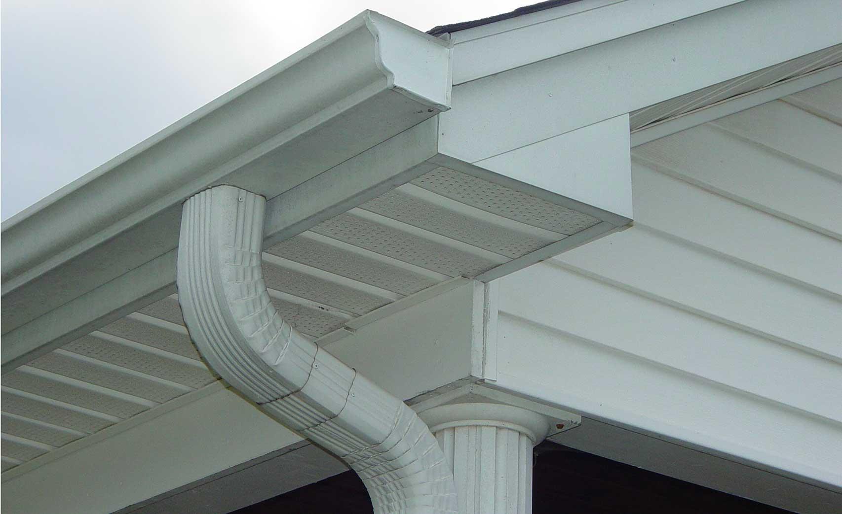 Gutter Cleaning & Repair, Siding, Soffits & Trim | B&D Spouting Co.